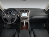 Images of Lexus IS 350 (XE20) 2005–08