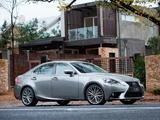 Images of Lexus IS 250 AU-spec (XE30) 2013