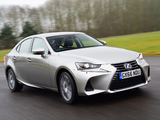 Images of Lexus IS 300h UK-spec (XE30) 2016
