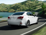 Lexus IS 250 F-Sport EU-spec (XE20) 2010–13 images