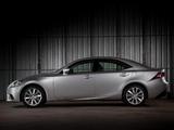 Lexus IS 250 EU-spec (XE30) 2013 photos