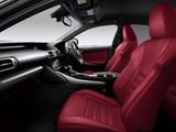 Lexus IS 350 F-Sport JP-spec (XE30) 2013 photos