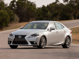 Lexus IS 250 (XE30) 2013 pictures