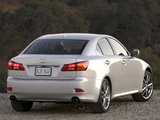 Photos of Lexus IS 350 (XE20) 2005–08