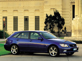 Pictures of Lexus IS 300 SportCross EU-spec (XE10) 2001–05