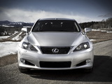 Pictures of Lexus IS 350C (XE20) 2009–10