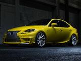 Pictures of Lexus IS 350 F-Sport by Vossen (XE30) 2013