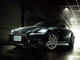 Pictures of Lexus IS 350 F-Sport JP-spec (XE30) 2013