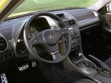 Wallpapers of Lexus IS 300 Turbo (XE10) 2005