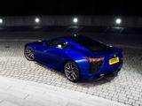 Pictures of Lexus LFA UK-spec 2010–12