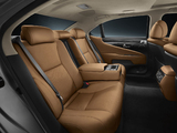 Images of Lexus LS 460L EU-spec 2012