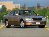 Lexus LS 400 US-spec (UCF20) 1995–97 photos