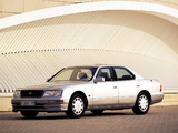 Lexus LS 400 (UCF20) 1995–97 wallpapers