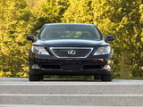 Lexus LS 460L (USF41) 2007–09 photos