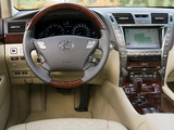 Lexus LS 460L (USF41) 2007–09 wallpapers