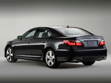 Lexus LS 460 Touring Edition (USF40) 2011 pictures