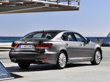 Lexus LS 600h L EU-spec 2012 wallpapers