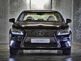 Lexus LS 460 ZA-spec 2013 images