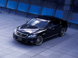 Photos of WALD Lexus LS 460 Executive Line (UVF45) 2010