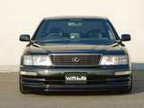 Pictures of WALD Lexus LS 400 (UCF20) 1995–97