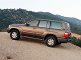 Images of Lexus LX 470 (UZJ100) 1998–2001