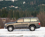 Lexus LX 470 (UZJ100) 1998–2001 photos
