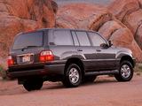 Pictures of Lexus LX 470 (UZJ100) 2001–03