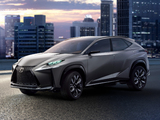 Images of Lexus LF-NX Turbo Concept 2013