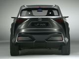 Lexus LF-NX Concept 2013 photos