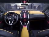 Lexus LF-NX Turbo Concept 2013 photos