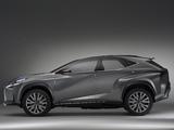 Lexus LF-NX Concept 2013 pictures