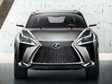 Lexus LF-NX Concept 2013 wallpapers