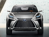 Lexus LF-NX Concept 2013 wallpapers
