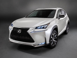 Pictures of Lexus NX 200t F-Sport 2014