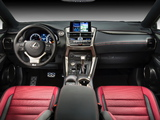 Lexus NX 200t F-Sport 2014 wallpapers