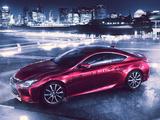 Images of Lexus RC 350 2014