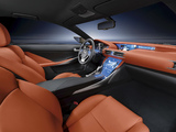Lexus LF-CC Concept 2012 wallpapers