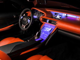 Pictures of Lexus LF-CC Concept 2012