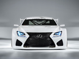 Wallpapers of Lexus RC F GT3 Concept 2014