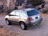 Images of Lexus RX 300 1998–2000