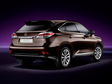 Images of Lexus RX 350 2012