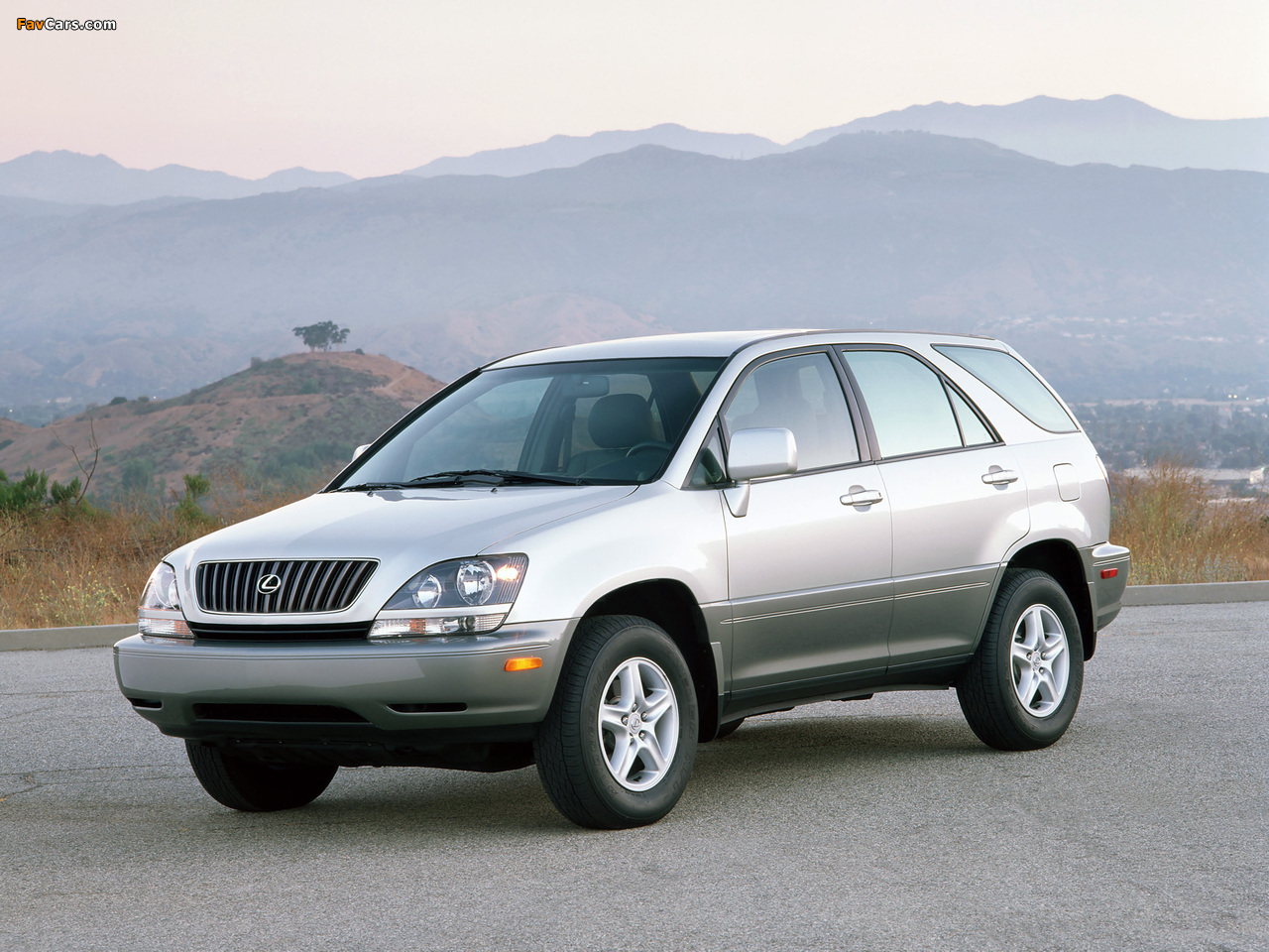 Lexus Rx 300 Us Spec 1998 2000 Photos 1280x960