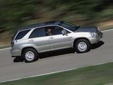 Lexus RX 300 EU-spec 2000–03 pictures