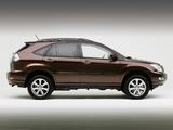 Photos of Lexus RX 350 2006–09