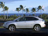 Lexus RX 400h 2005–09 wallpapers