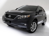 Lexus RX 350 2009–12 wallpapers