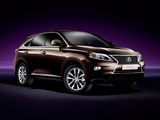 Wallpapers of Lexus RX 350 2012