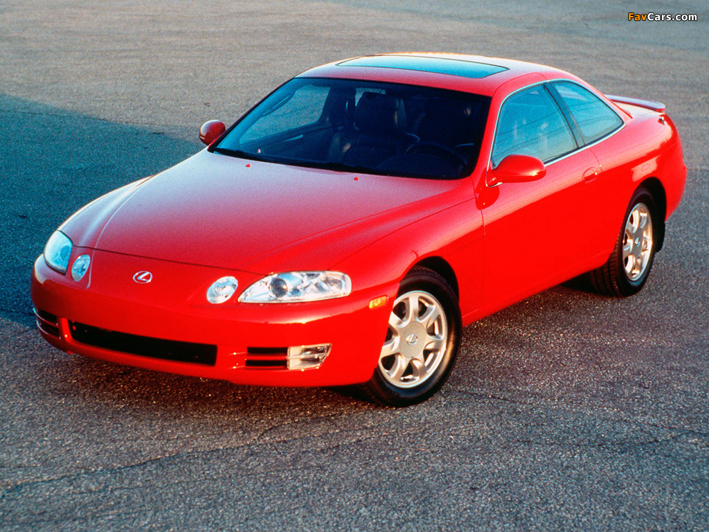 Who Wanted An Sc300 400 When They Were New Page 2 Clublexus 1992 Teal Lexus 2dr Coupe 1994 1996 Sc