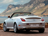 Lexus SC 430 ZA-spec 2008–10 wallpapers