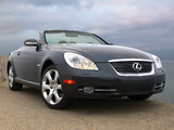 Photos of Lexus SC 430 Pebble Beach Edition 2007